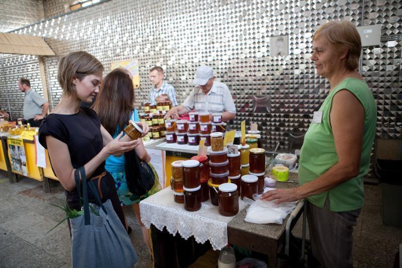 Vilniečius ir sekmadienį kvies Medaus šventė