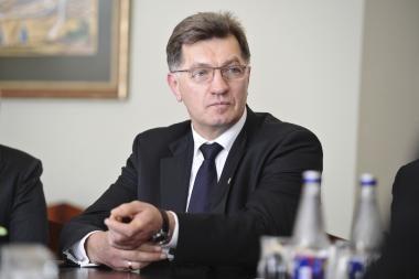 Socdemų vadovas kaltina Vyriausybę