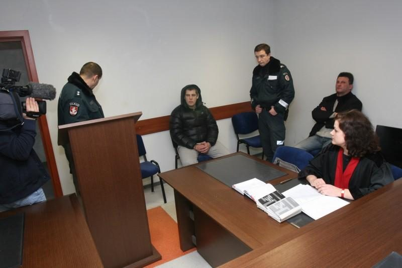 A.Macijausko užpuolikas su krepšininku tikisi susitaikyti teisme