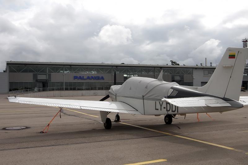 Atidaromas atnaujintas Palangos oro uosto keleivių terminalas