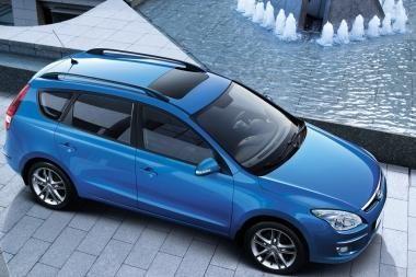 """Šalyje jau parduodamas atnaujintas """"Hyundai i30"""""""