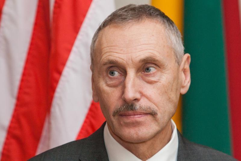 A.Sekmokas: Lietuva tampa europinės energetinės infrastruktūros dalimi