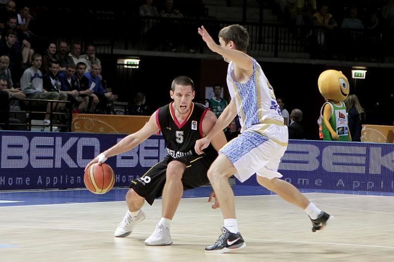 D grupėje treti - Gruzijos rinktinės krepšininkai