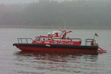 Mariose išgelbėti keturi žvejai