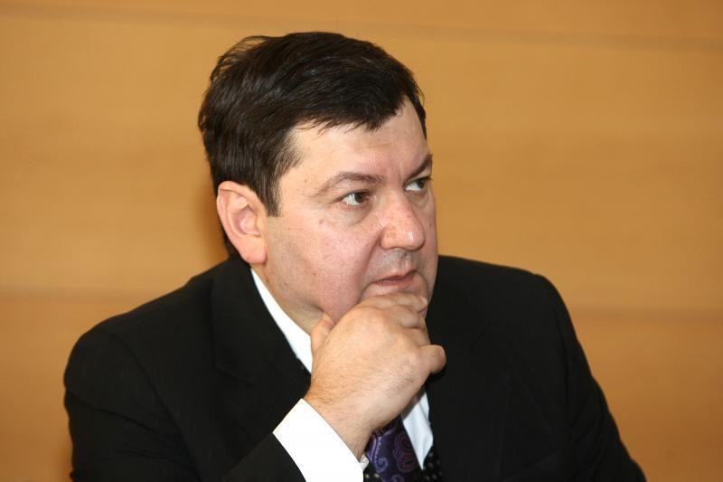 Komitetas: E.Zingeriui Baltarusijos viza neišduoda nepagrįstai