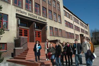 Siūloma panaikinti konkurenciją tarp Klaipėdos gimnazijų