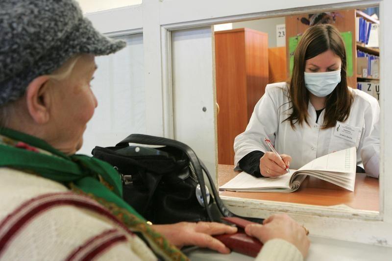 Klaipėdoje gerokai padaugėjo naujų gripo atvejų