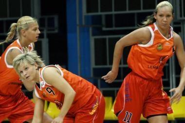 """""""Lemminkainen"""" krepšininkės iškovojo bronzą"""