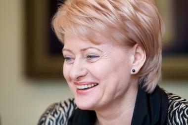 Konservatoriai parėmė D.Grybauskaitės kandidatūrą