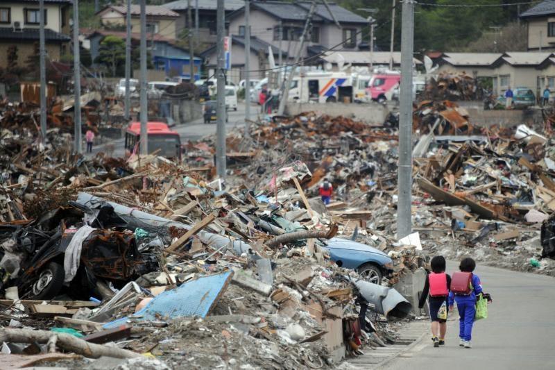 2011 m. gamtos kataklizmai pasauliui atsiėjo 380 milijardų dolerių