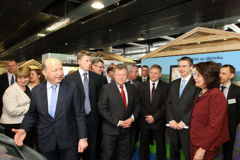 "Kaune prasidėjo paroda ""AgroBalt 2012"""