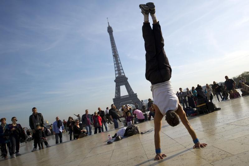 Po dvi dienas trukusio darbuotojų streiko atidarytas Eifelio bokštas