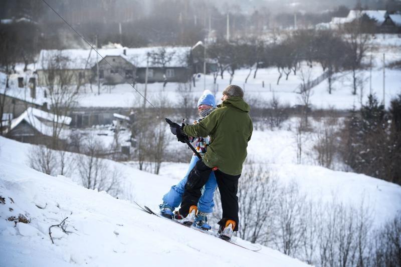 Savaitgalį mirtinai sušalo 12 žmonių, daugiausia – Vilniuje