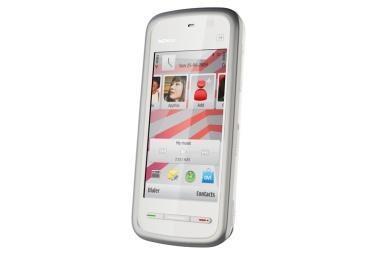 """""""Nokia 5230"""" – nebrangus telefonas lietimui jautriu ekranu"""