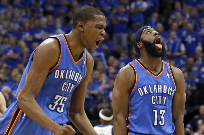 """""""Thunder"""" išlygino Vakarų konferencijos finalo serijos rezultatą"""