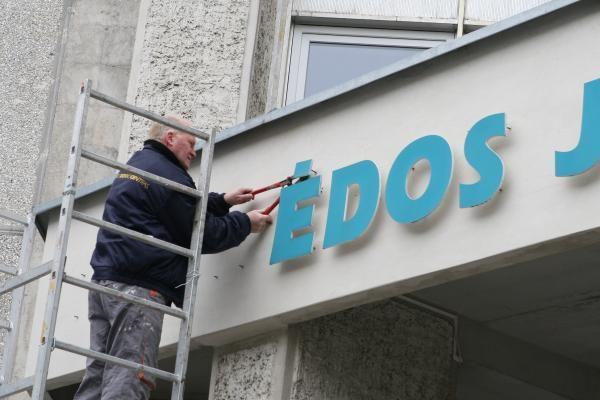 Klaipėdos jūrininkų ligoninė pakeitė pavadinimą