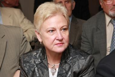 I.Degutienė: dėl visuomenininkų partijoms teks pergalvoti rinkimų strategijas