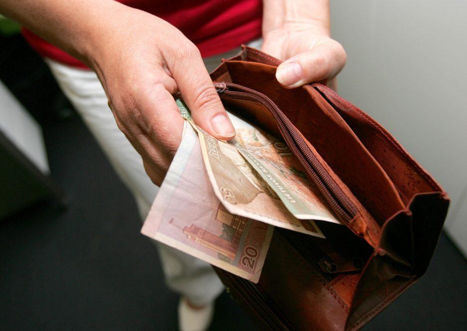 Deklaruoti turtą ir pajamas siūloma viešųjų įstaigų bei valstybinių įmonių vadovams