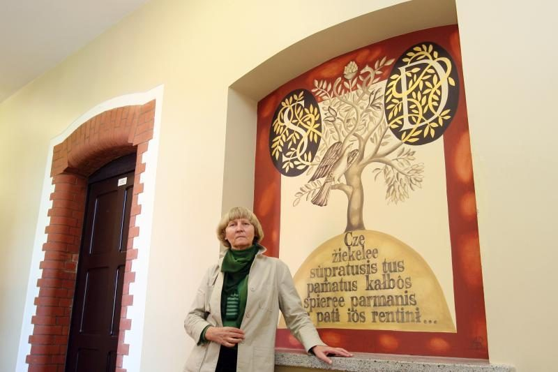 Klaipėdos kultūros magistrų būrys pasipildys nauju veidu