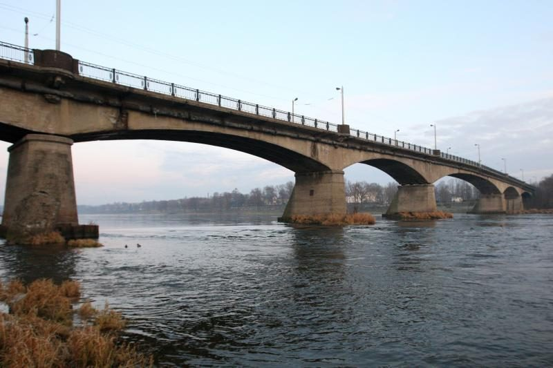 Vyriausybė skirs lėšų Panemunės tilto rekonstrukcijai