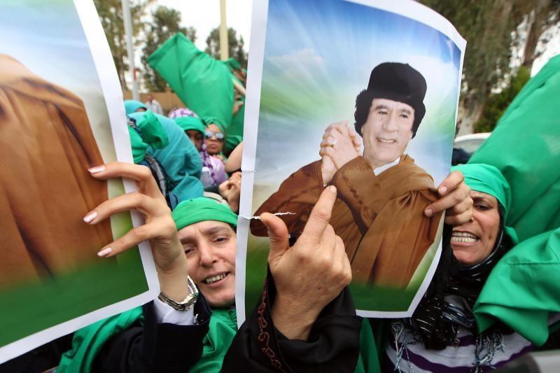 Kadhafi buvo perspėjęs D.Britaniją dėl Lokerbio sprogdintojo