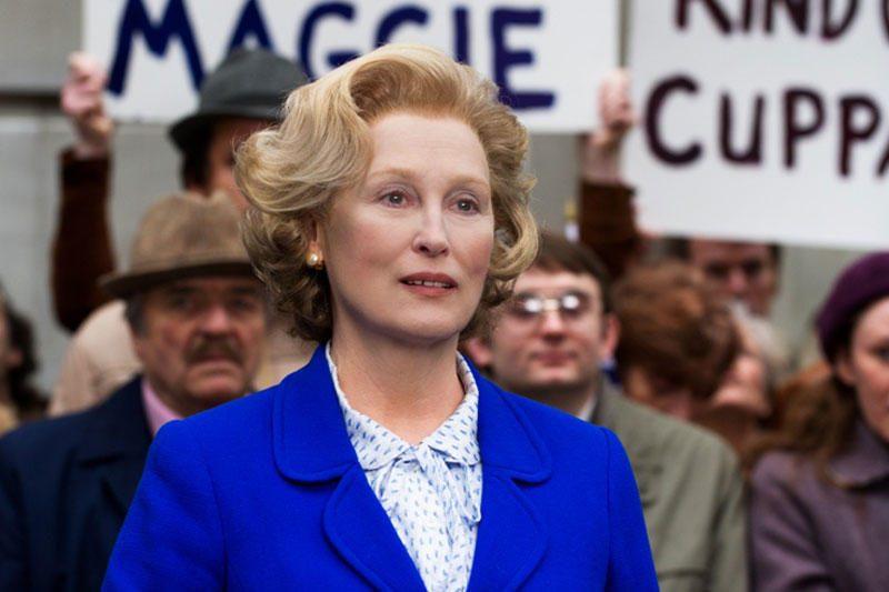 """Meryl Streep patarimai: ko reikia, norint suvaidinti """"Geležinę ledi"""""""