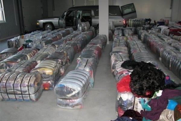 Klaipėdos uoste sulaikytas rekordinis kiekis kokaino