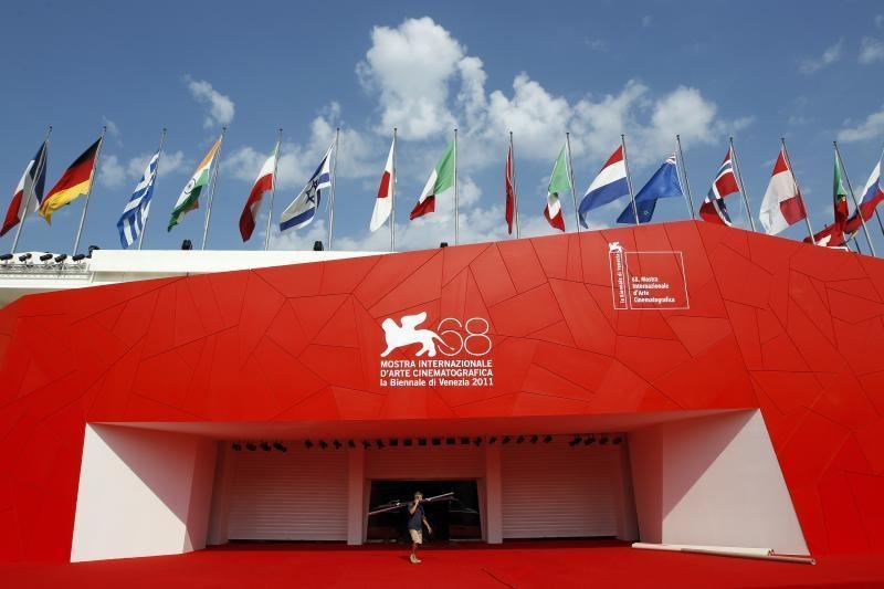 Venecija ruošiasi tarptautiniam kino festivaliui