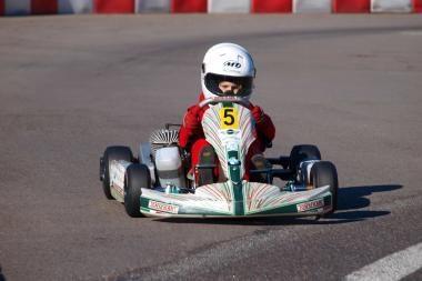 """""""BMW Formulės Mini"""" nugalėtojai ruošiasi finalui Italijoje"""