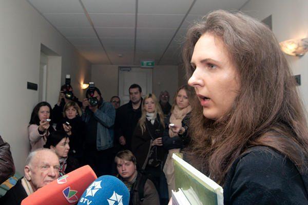 E.Kusaitės teisme buvo apklausti VSD pareigūnai