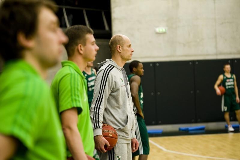 """J.Plaza: """"Žalgiris"""" – stipriausių Eurolygos komandų trejetuke"""