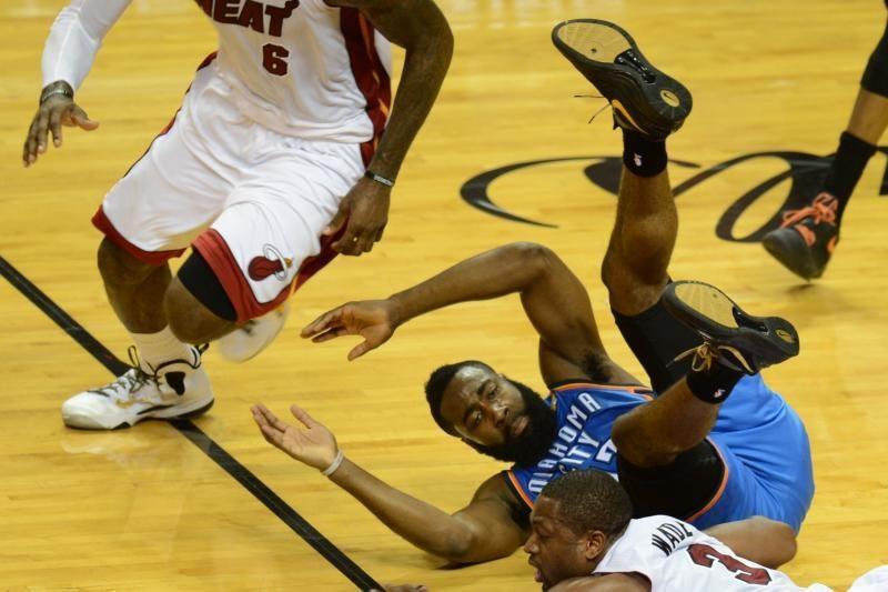"""Majamio """"Heat"""" krepšininkai antrąkart istorijoje tapo NBA čempionais"""