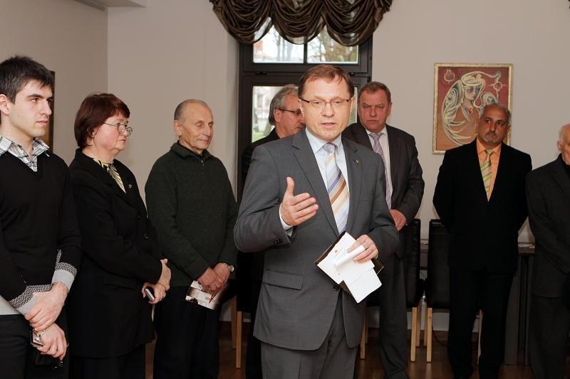 Klaipėdos armėnai prisiminė savo tautos genocidą