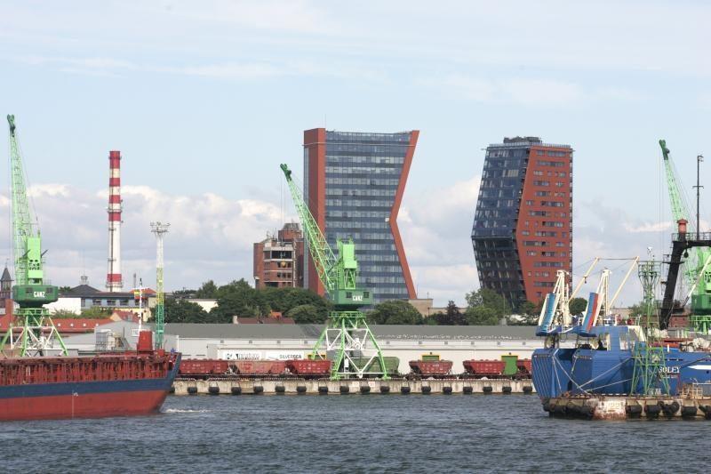 Klaipėdos uosto akvatorija Vyriausybės sprendimu prasiplės 270 ha