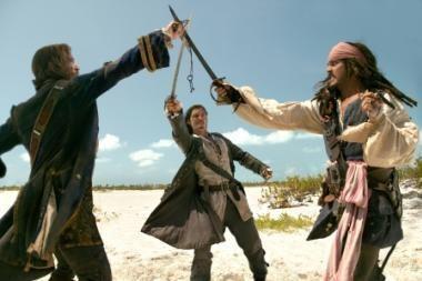 """Klaipėdoje bus filmuojamas """"Karibų piratų"""" tęsinys (balandžio 1-osios pokštas)"""