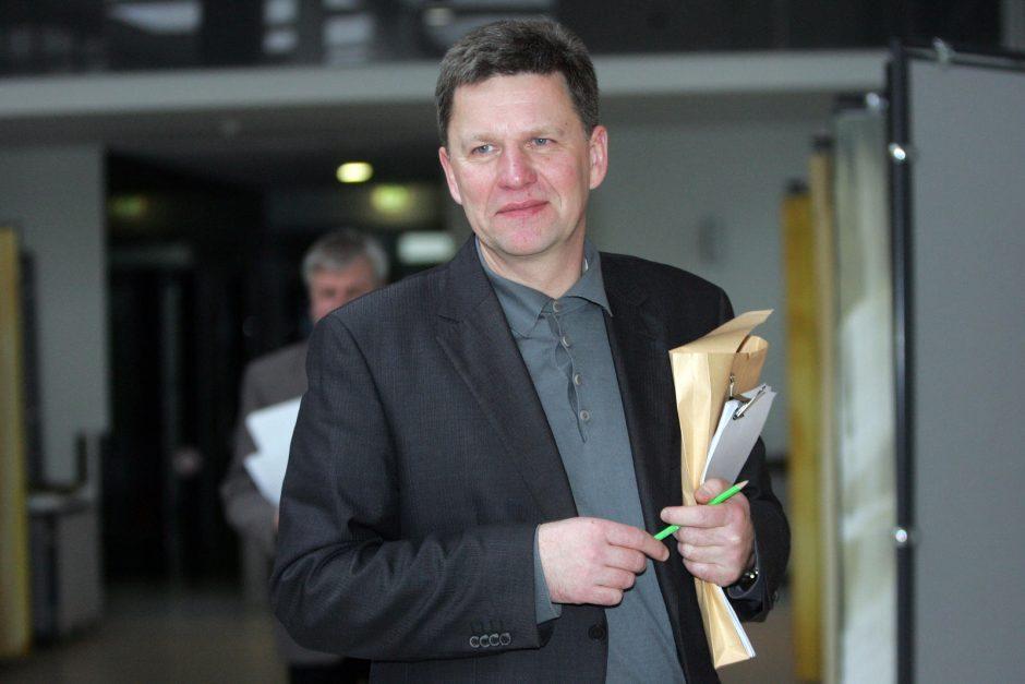 Vilniaus miesto taryboje - nauja frakcija