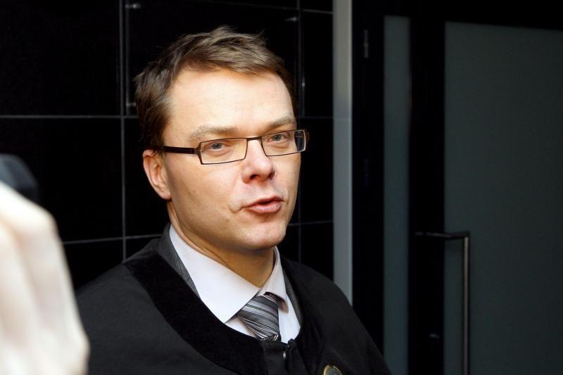 Buvęs vicemeras K.Kriščiūnas kol kas lieka už grotų