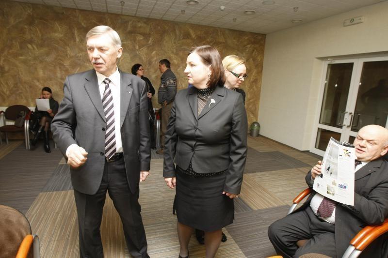 Klaipėdos pramonininkai rinks naują asociacijos prezidentą