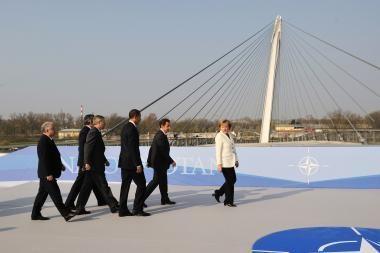 NATO vadovo dar neišrinko