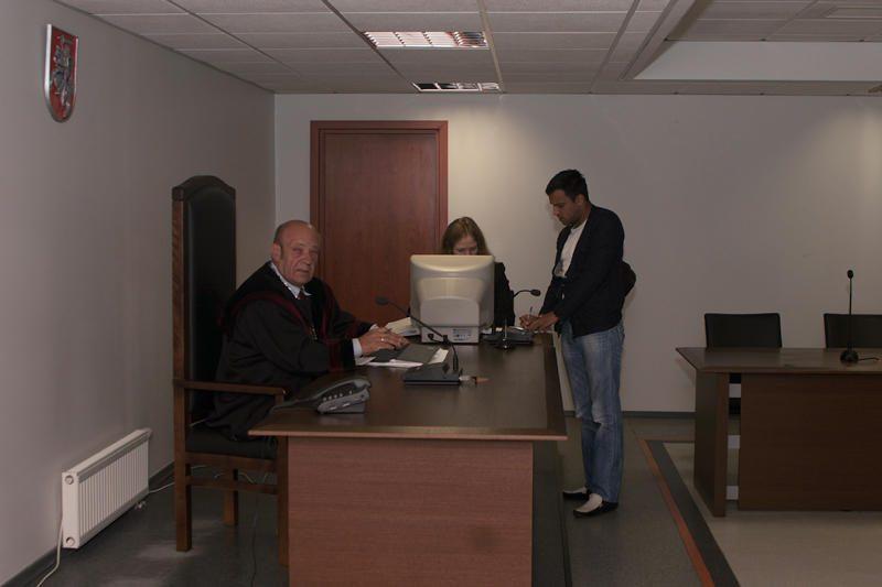 Radžis neigia vairavęs zaporožietį, bet pasirengęs sumokėti baudą