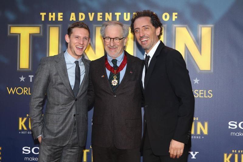 Holivudo režisierius S.Spielbergas tikisi išpopuliarinti Tintiną