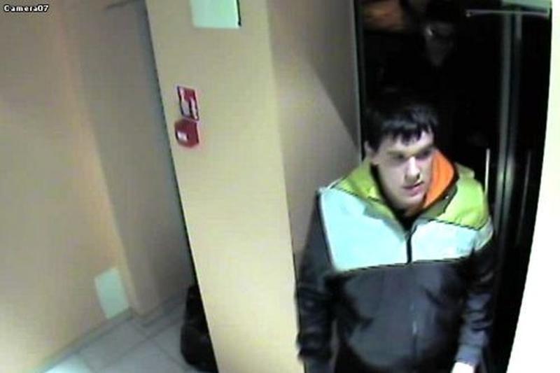 Vagystę tirianti Klaipėdos policija prašo pagalbos