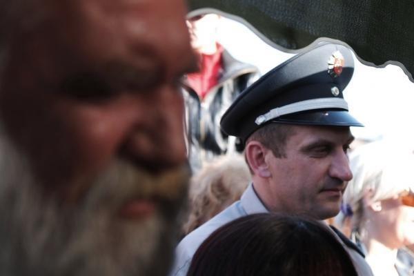 Net ir po teismo sprendimo protestuotojai liks prie Venckų namų