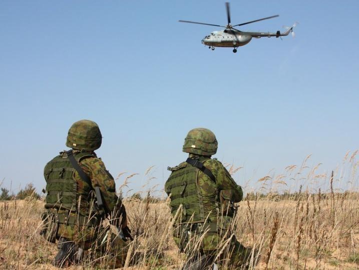 Ministrė Afganistane netikėtai aplankė Lietuvos karius