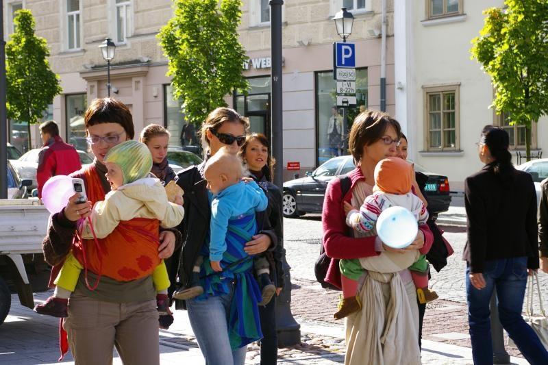 Klaipėdos etnokultūros centre – apie nešyklių tradicijas ir dabartį