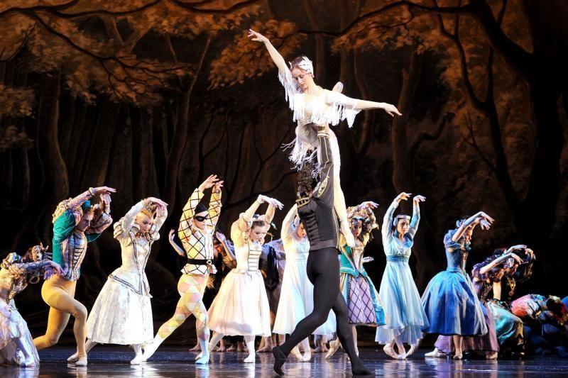 Lietuva išvys geriausius šimtmečio baletus