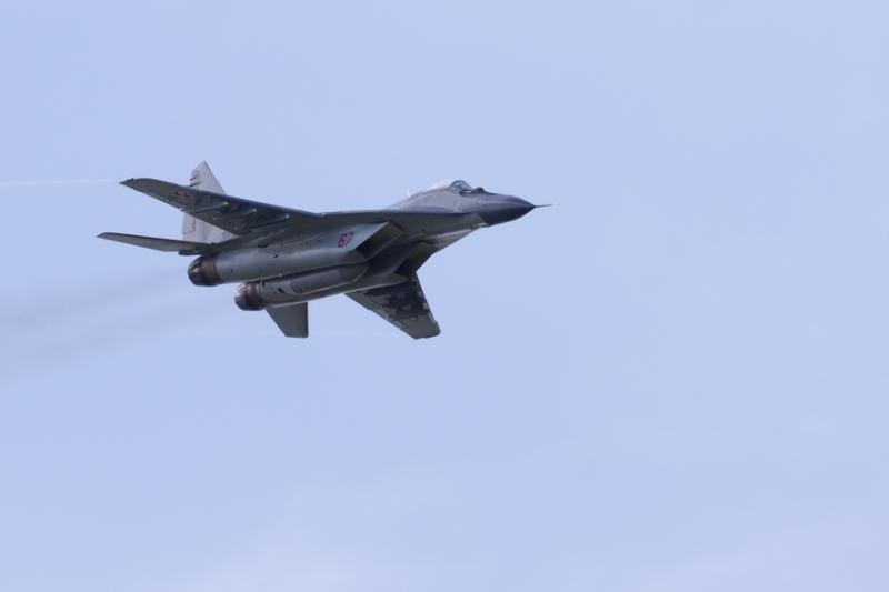 Vokietijos oro patrulius Šiauliuose pakeis lenkų naikintuvai