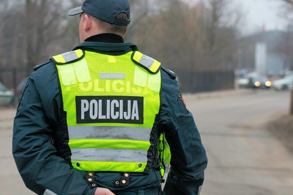 Policijos reidai – pėsčiųjų ir dviratininkų elgesiui kontroliuoti