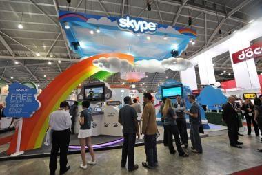 """""""Skype"""" Kinijoje: uždraustas ar neuždraustas?"""