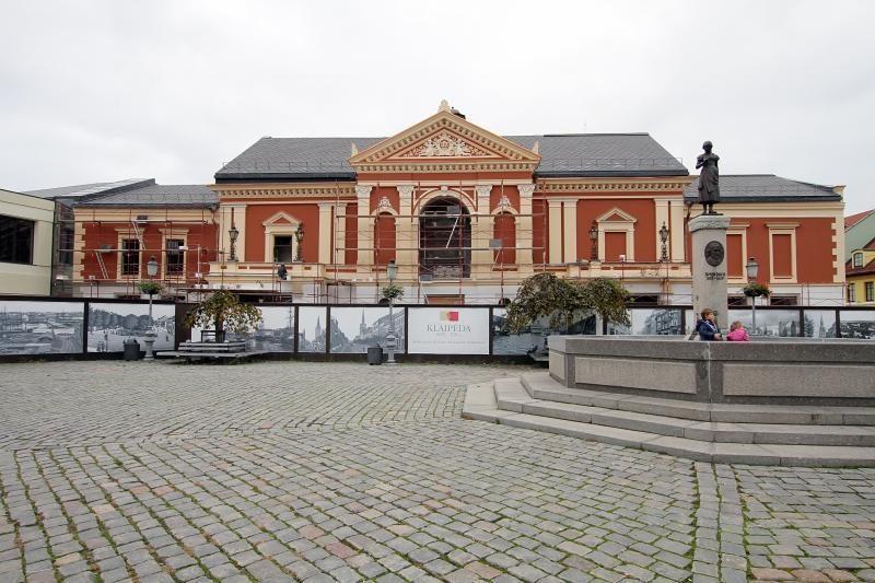 Klaipėdoje pastatyta pjesė, kurios atsisakė Maskvos teatrai